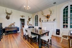 Estate in Maryland With Century Farmhouse to Be Auctioned This November - Mansion Global Hunting Stands, Indoor Basketball Court, Property Records, Maine House, Maryland, Acre, 19th Century, November, Auction