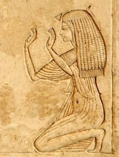 Women in Ancient Egyptian Society (Article) — Ancient History Encyclopedia Heather Creswell Peterson Ancient Egyptian Women, Ancient Egypt Art, Egyptian Art, Ancient History, European History, Ancient Aliens, Ancient Artifacts, Ancient Greece, American History