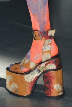 somethingvain: Vivienne Westwood F/W 2012 rtw