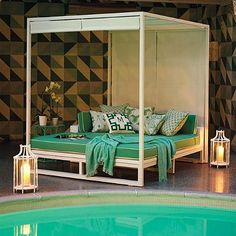 Breeze Daybed with Canopy - $4,189