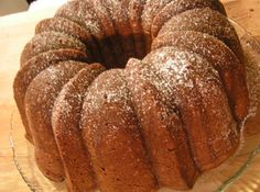 Limed-Up Cream Cheese Pound Cake - Dee Dee's