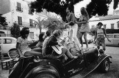 1962, La chispa de la vida en Cadaqués. Costa Brava.
