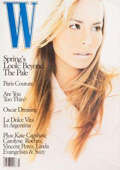 W Magazine March 1995