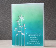 nice for a sympathy card