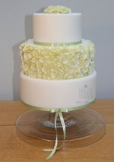 Ruffles  Cake by DolceLusso