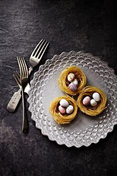 Mielettömän kauniit pääsiäisleivokset!