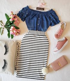 Girls Fashion Clothes, Teen Fashion Outfits, Modest Fashion, Teenage Outfits, Fashion Dresses, Girl Fashion, Cute Girl Outfits, Cute Casual Outfits, Modest Outfits