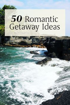 These #romanticdestinations are perfect for your #honeymoon, #valetinesvacation, #couplegetaway or just a #bucketlistdestination. Click to see #Travel+Leisures list of perfect #romanticgetaways. #Travel #TravelforTwo #CoupleTravel #BestHoneymoons | Travel + Leisure