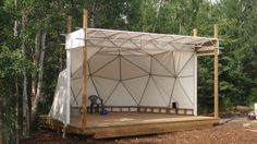 how to build an outdoor stage - Google Search