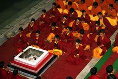 Prayers to the goddess Ganga,India by anuradhajune28.
