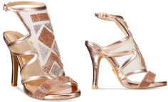 Thalia Sodi Regalo Embellished Sandals, Only at Macy's - Sandals - Shoes - Macy's