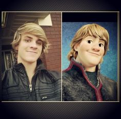 Disney did this on purpose!!! Cole LaBrant vs. Kristoff