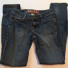 Girls Mudd Jeans Girls Mudd Jeans, size 8, good condition, Mudd Jeans Skinny