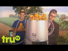 Adam Ruins Everything - Why Orange Juice Is Totally Unnatural - YouTube