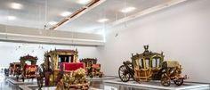 """Museu dos Coches abre com nova museografia que guarda """"tesouro"""" nacional"""