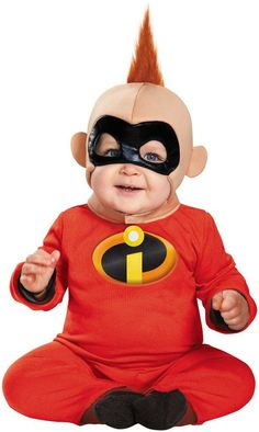 Toddler Boy's Costume: Baby Jack Deluxe Infant - 1 Units