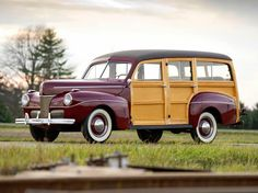 World Of Classic Cars: Ford Super DeLuxe Station Wagon 1941 - World Of Cl...