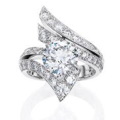 Unique Engagement Ring Settings | Engagement Rings | Engagement | Brides.com | Wedding Engagement | Brides.com