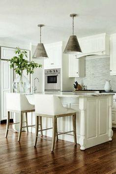 Kitchen Dreaming:: Statement Lighting