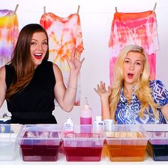 Learn How to Tie Dye in 3 Minutes!