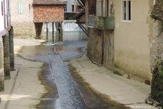 Salies de Béarn, Pyrénnées Atlantiques, Dept 64.