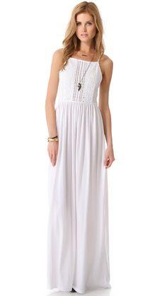 "$219 60""!!! sizes only 1-4 Nightcap Clothing Apron Beach Maxi Dress"