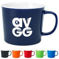 Promotional 11 oz. Norway Ceramic Mug | Customized 11 oz. Norway Ceramic Mug | Promotional Ceramic Coffee Mugs