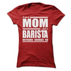 I AM A MOM AND A BARISTA SHIRTS - #oversized tshirt #adidas hoodie. ORDER NOW => https://www.sunfrog.com/LifeStyle/I-AM-A-MOM-AND-A-BARISTA-SHIRTS-Ladies.html?68278
