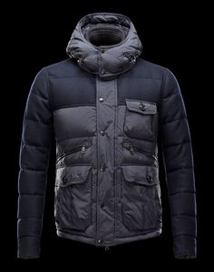 MONCLER Men - Autumn/Winter 12 - OUTERWEAR - Jacket - EGIDE