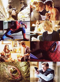 The Amazing Spider-Man.sooo much better than the original! Amazing Spiderman, Spiderman 1, Andrew Garfield, Best Superhero, Bae, Marvel Movies, Marvel Cinematic Universe, Film, Marvel Avengers