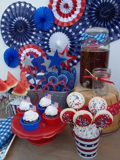"""Photo 10 of 11: Patriotic / Memorial Day """"Memorial Day celebration for $35""""   Catch My Party"""