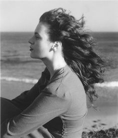 Jean, 1937 by Max Dupain