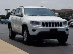 2014 Jeep Grand Cherokee Laredo White