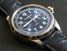 Montblanc 1858 Chronograph Tachymeter Limited Edition Watch