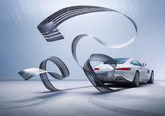Automotive Infatuation: Mercedes As Art
