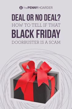 Don t Get Scammed on Black Friday  How to Identify Deals vs. 842a7a0cbb