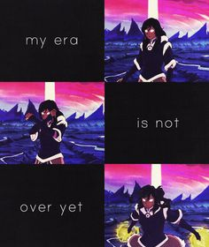"""""""My era is not over yet."""" Oh Gosh now I'm going to start crying. THIS EPISODE HAD SO MANY FEELS ITS NOT EVEN FUNNY"""