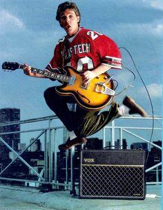 Paul McCartney by Annie Leibovitz