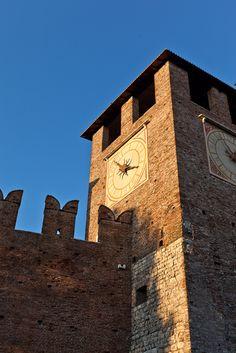 l'orologio di Castelvecchio