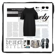 """""""Brunch Style."""" by amar-ghazzi ❤ liked on Polyvore featuring Aéropostale, Topshop, MICHAEL Michael Kors, L.K.Bennett, BERRICLE, Calvin Klein, Jewel Exclusive, Bling Jewelry and BrunchStyleContest"""