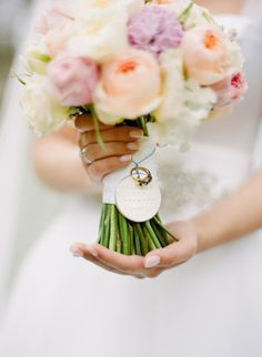 Wedding nails 2 coats of Romantique shellac