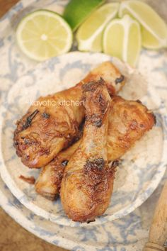 Kayotic Chicken Drumsticks