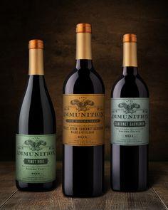Ammunition Wine