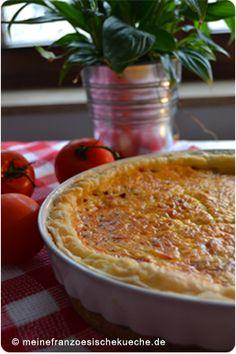Französische Küche: Quiche Lorraine