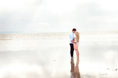 Such a beautiful, natural e-shoot by the beach http://su.pr/6BwjLz photos by AK Studio & Design