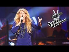 Melissa Janssen – Sweet Dream (The Knockouts | The voice of Holland 2015) - YouTube