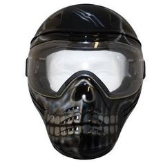 Save Phace Tagged Series Tactical Mask with Custom Skull Graphic,  Black by Save Phace. $129.95. That's right, we said it We have had a small number of Masks airbrushed by our A+ artist and are offering these at a reduced cost to you. This Series comes with our patent pending R.W.I foam, military grade anti fog and anti scratch Thermal Clear Lens and an additional Thermal lens as well as a carrying bag.