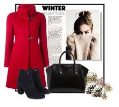 """""""Winter"""" by eniz-eniza ❤ liked on Polyvore featuring FAY, Givenchy and Monsoon"""