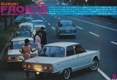 Suzuki Fronte - publ
