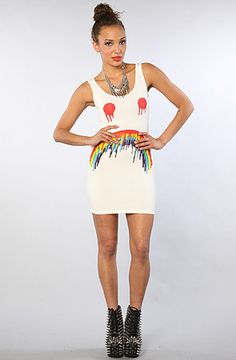 #Karmaloop The Sad Daze Mini Dress by Dimepiece Designs  Use rep code:XLOOP for 20% off  Retail:$86.00